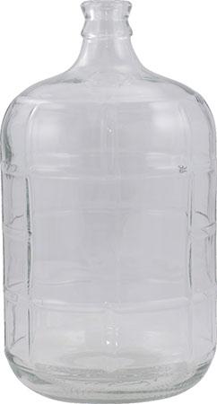 3 Gallon Italian Glass Carboy