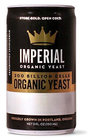 Imperial Organic Yeast - Citrus