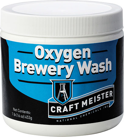 Craft Meister Oxygen Brewery Wash 40 lb