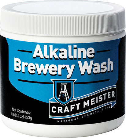 Craft Meister Alkaline Brewery Wash - 5 lb