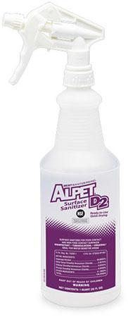 Alpet D2 Surface Sanitizer (1 qt)