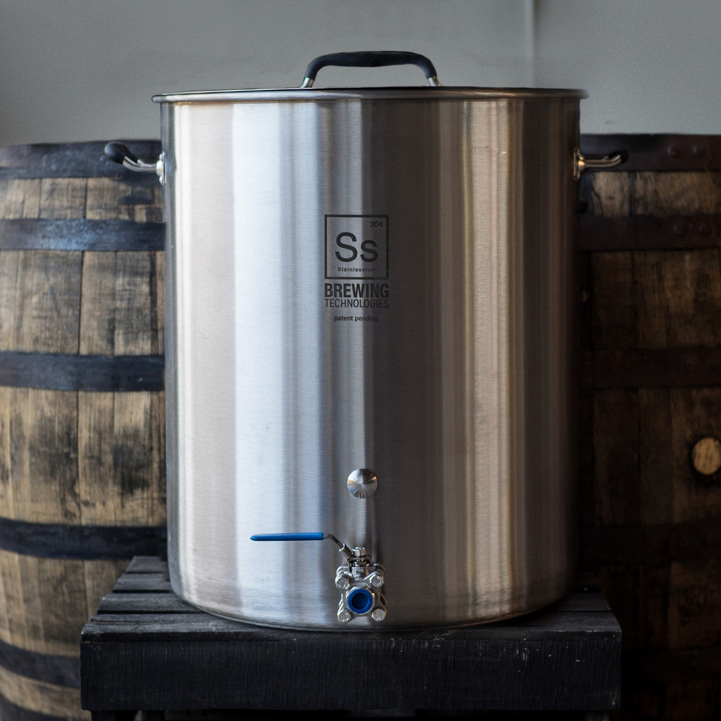 30 Gallon Ss BrewTech Kettle