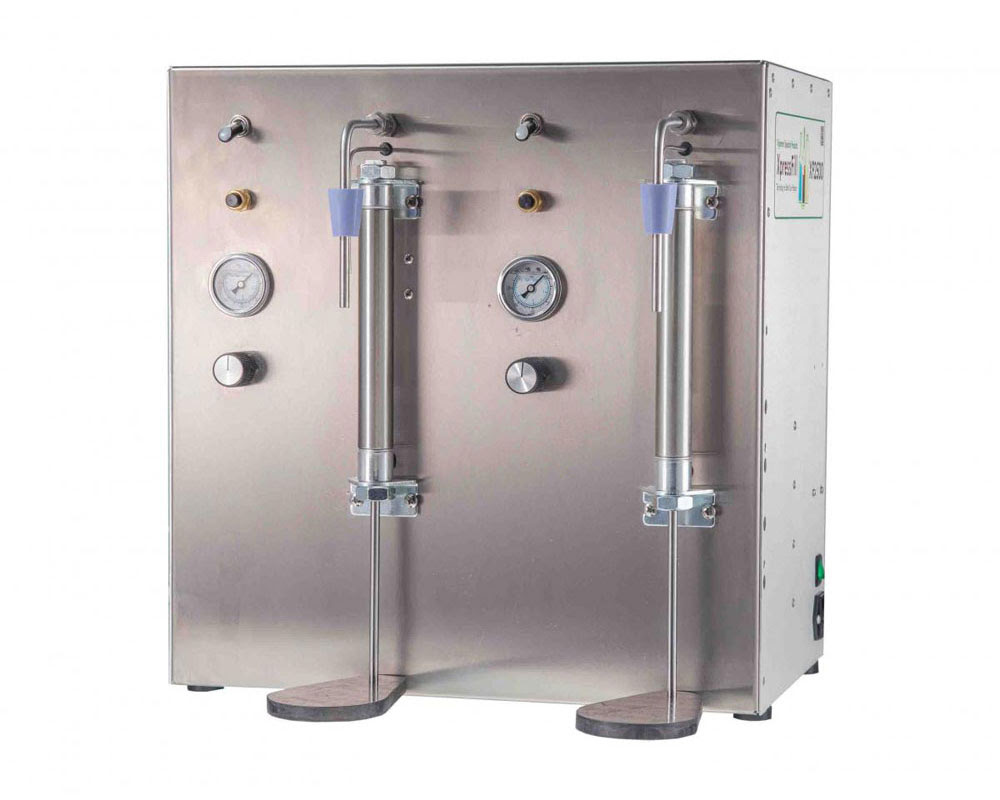 XpressFill XF2500 - 2 Spout Carbonated Beverage Filler