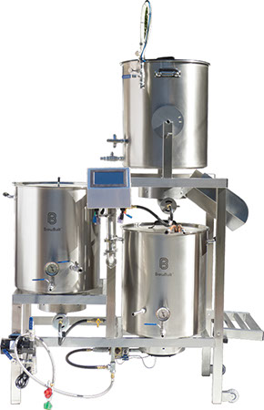 Tippy-Dump Digital BrewSculpture - XL (15-25 Gal)