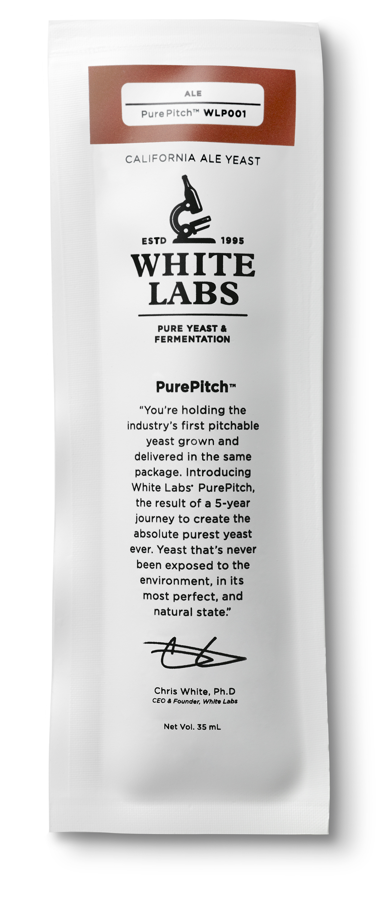 White Labs - Best of Both Worlds Yeast Blend
