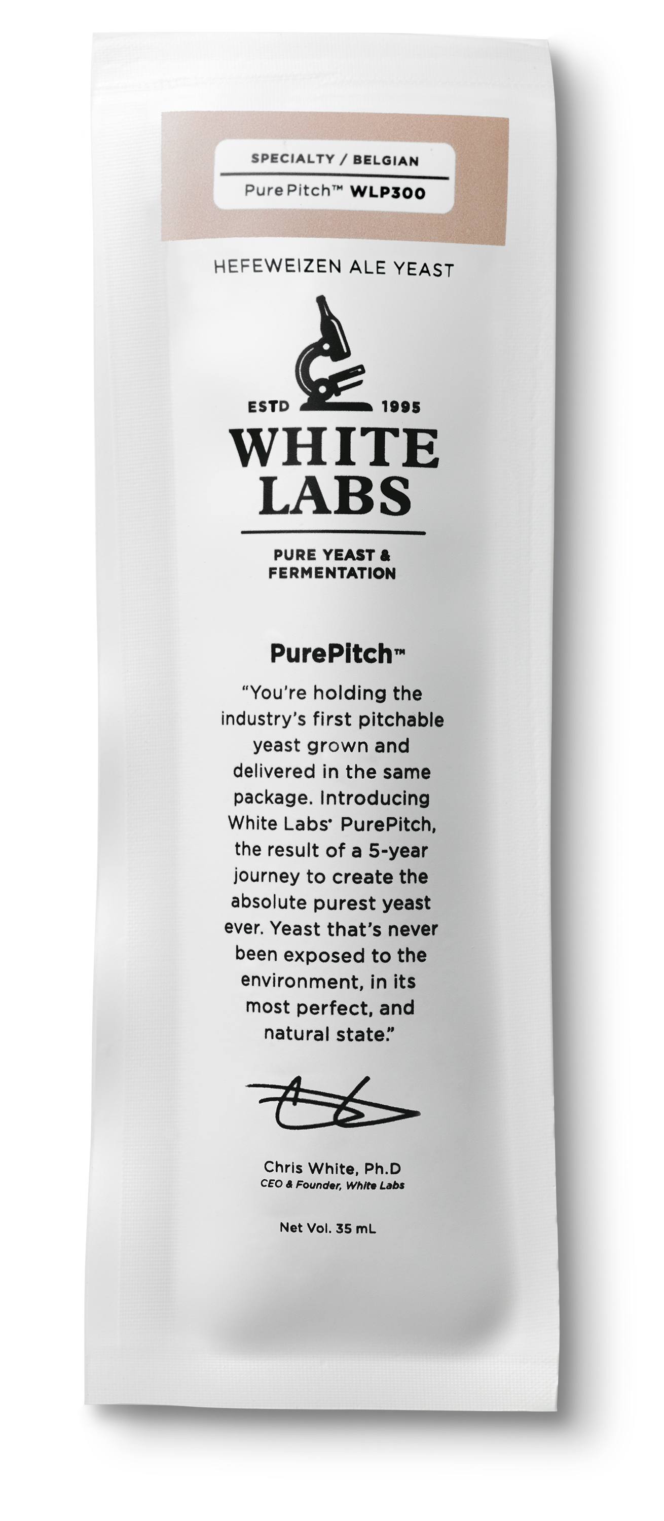 White Labs - American Lager