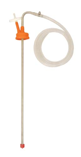 Sterile Siphon Starter -  For 3, 5, 6, and 6.5 Gallon Carboy with smooth necks