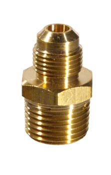 Gas Pipe Adapter - 1/2