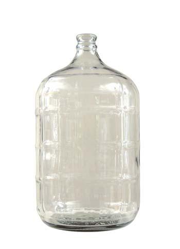 Glass Carboy (3 Gallon)