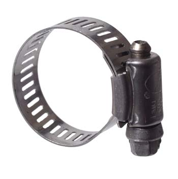 "Hose Clamp - Fits 3/4"" to 1 1/4"" OD Tubing"