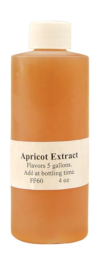 Fruit Flavorings - Apricot (4 oz)