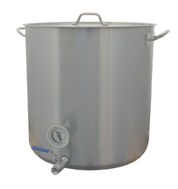 26 Gallon Stainless Mash Tun