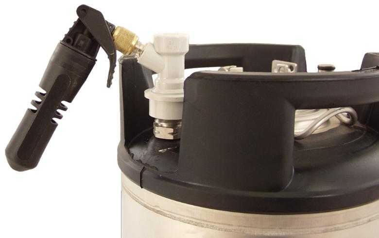 CO2 Injector Ball Lock