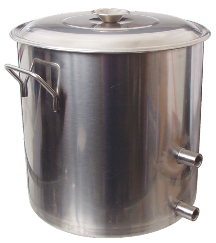 8.5 Gallon Stainless Brew Kettle