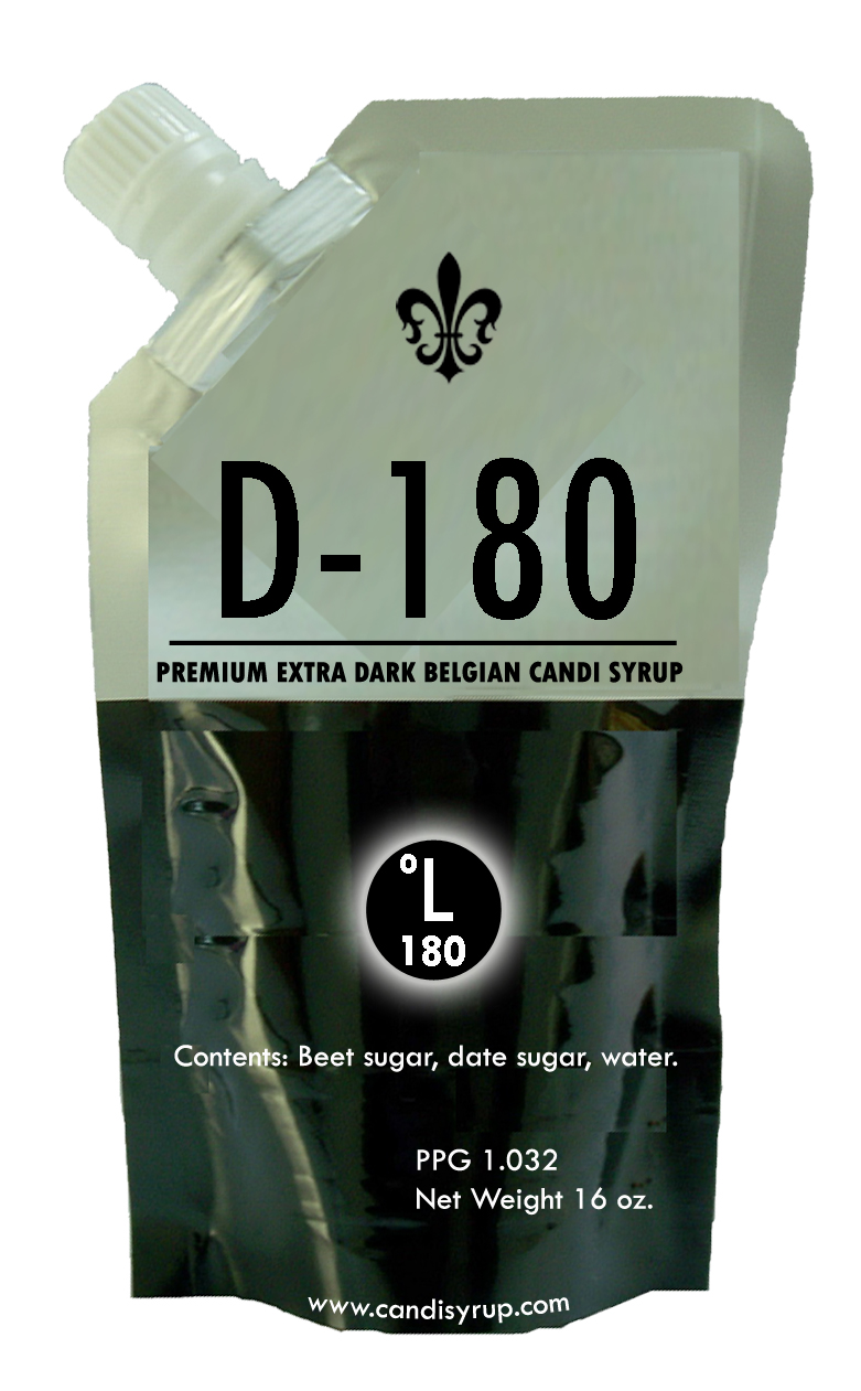 D-180 Belgian Candi Syrup