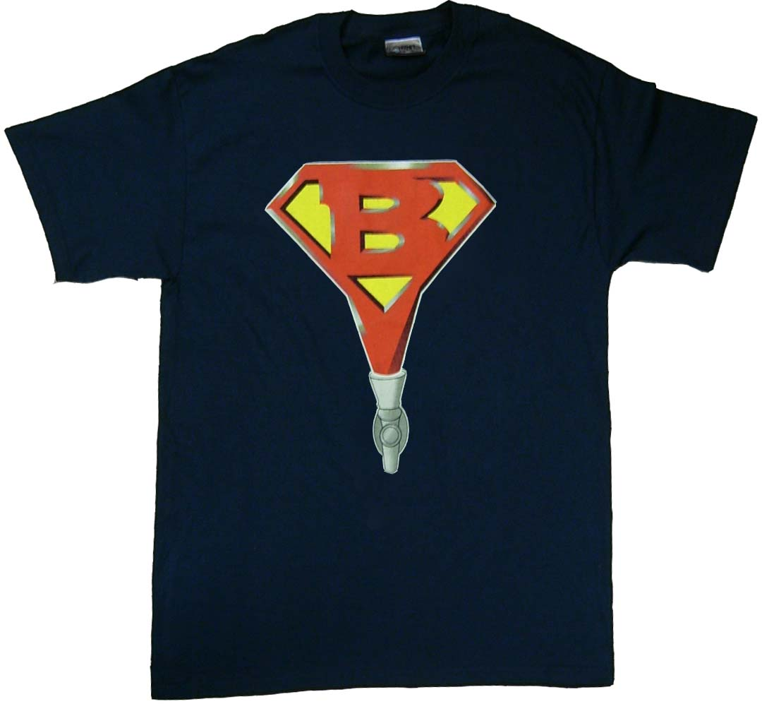 Home Brew Man T-Shirt (Extra Large)