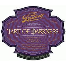 The Bruery's Tart of Darkness Extract Beer Kit