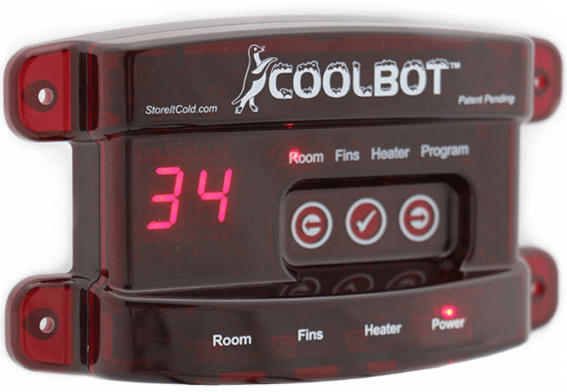 Coolbot - Cold Storage Thermostat