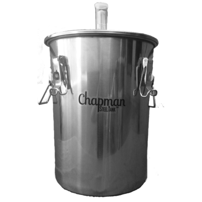14 Gallon SteelTank (Portless)