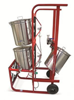 Brew Stand - 15 Gallon System