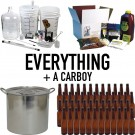 Complete Carboy Equipment Kit