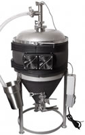 Conical Fermenter 14 Gallon - Heated / Cooled