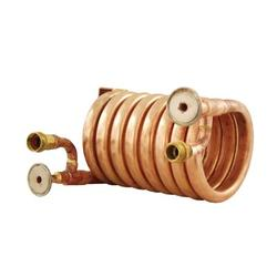 Counterflow Chiller Clover Fittings