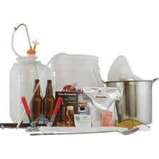Deluxe Bottling Brew Kit
