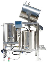 10 Gallon Digital Tippy Brewing Stand