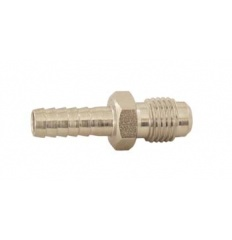 1/4'' Male Flare x 1/4'' Barb Fitting