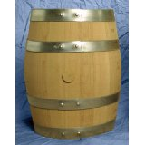 French Oak Barrel 13 Gallon