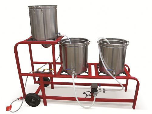 Ruby Street Brew Stand - 15 Gallon System