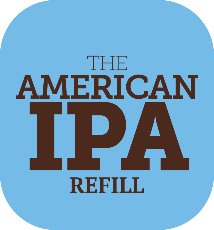 1 Gallon American IPA Beer Refill Kit