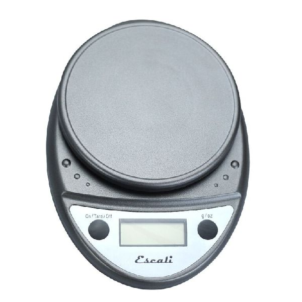 Escali Primo Digital Scale (11 lb Capacity)