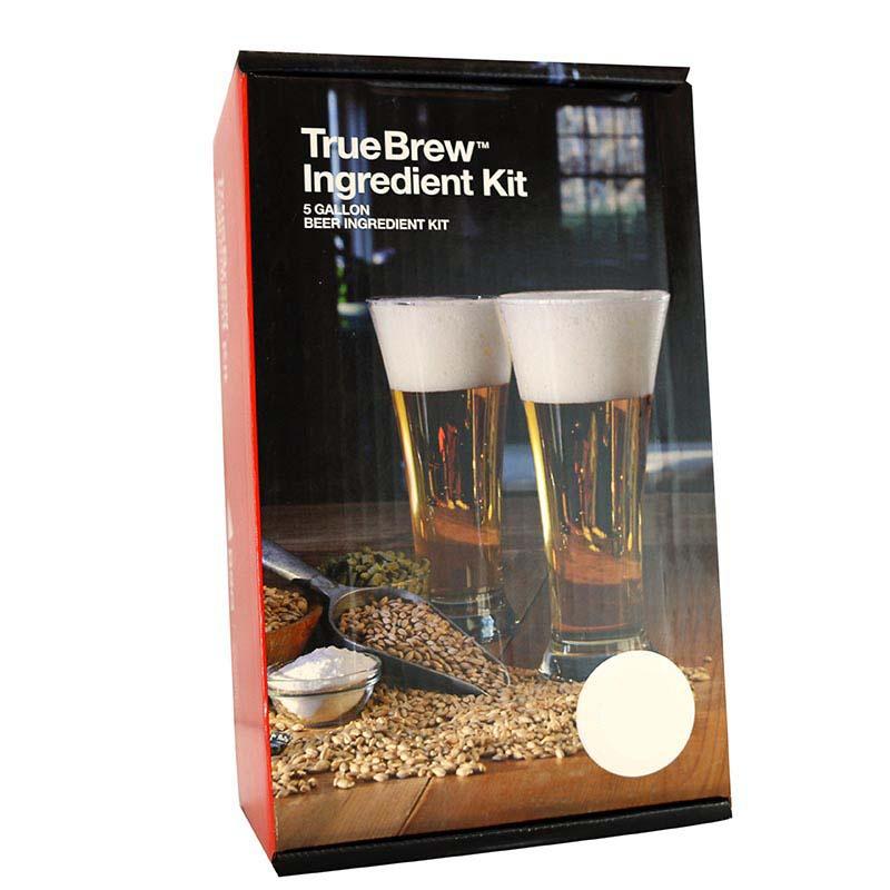 TrueBrew™ Black Lager Extract Recipe Kit