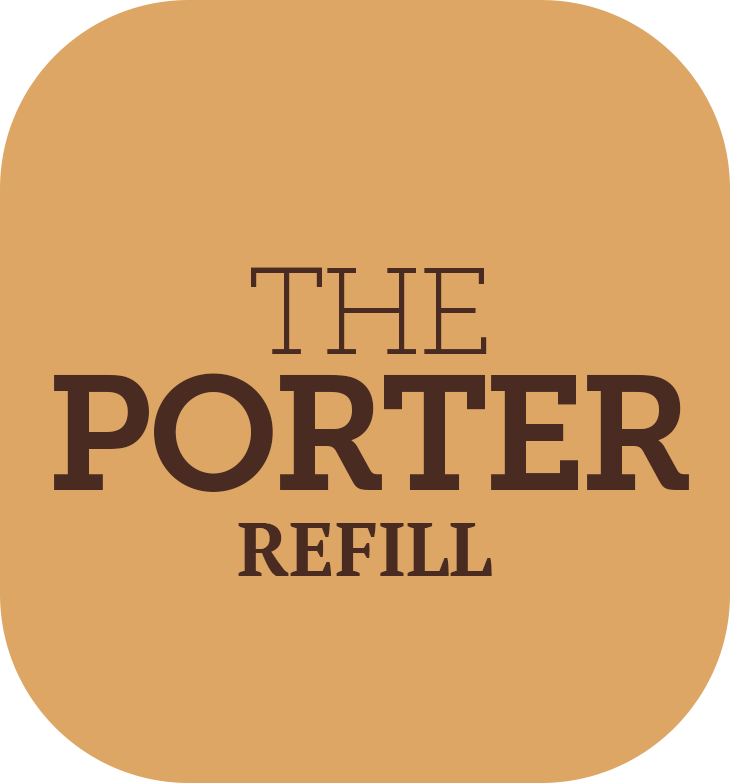 1 Gallon Porter Beer Refill Kit