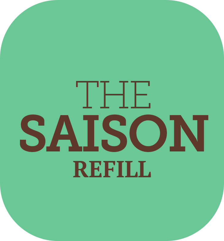 1 Gallon Saison Beer Refill Kit