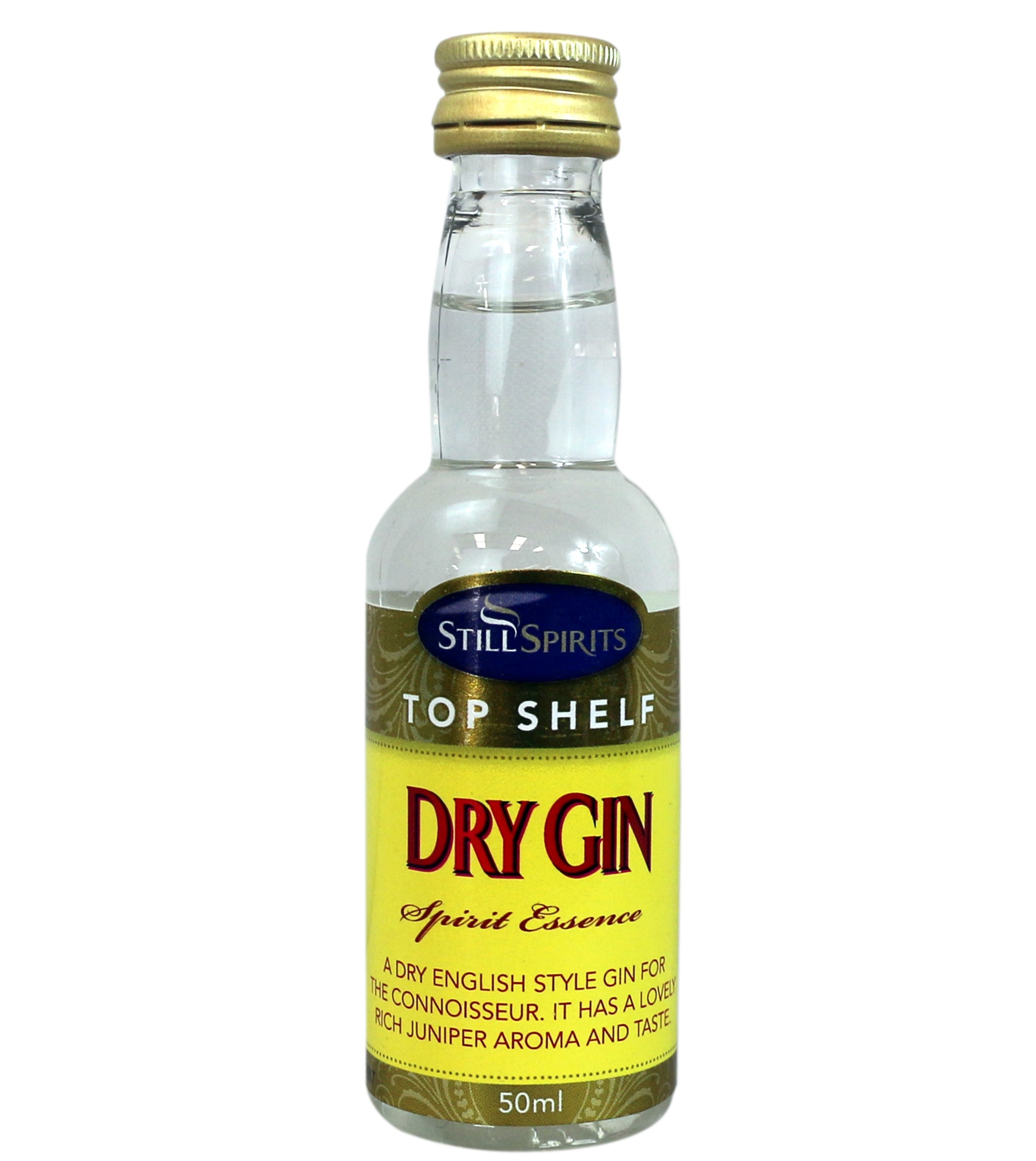 Top shelf dry gin essence for Best mix with gin