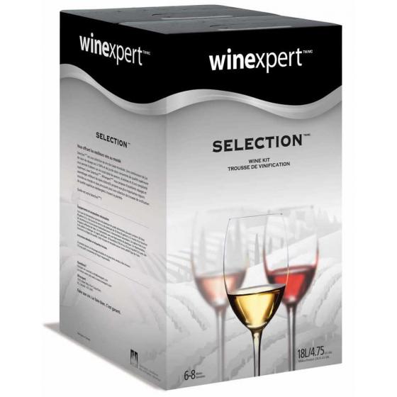 Winexpert Selection Italian Pinot Grigio Wine Recipe Kit