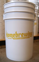 6.5 Gallon Fermentation Brew Bucket