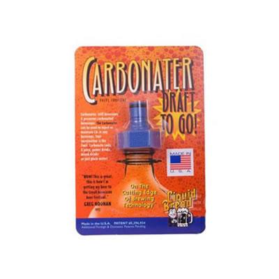 Soda or Beer Carbonator for Soda Bottle