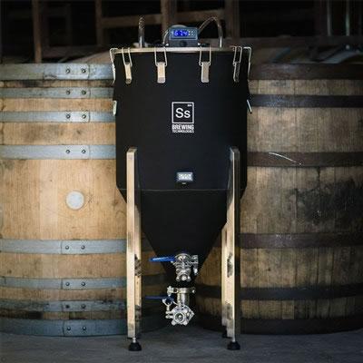 FTSs Temperature Control for Half Barrel Chronical Fermenter