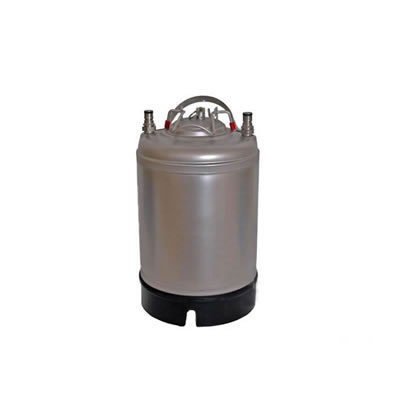2.5 Gallon Ball Lock Keg (New AEB Italian Keg)