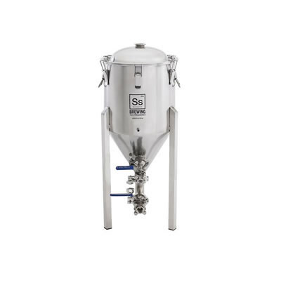 "7 Gallon ""Chronical"" Conical Fermenter by Ss Brew Tech"