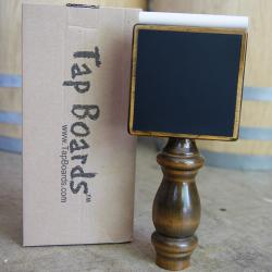 Homebrew Chalkboard Tap Handle
