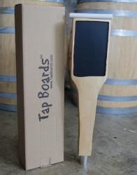 Rustic Homebrew Tap Handle - Tall