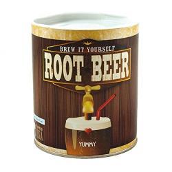 Root Beer Soda Ingredient Kit