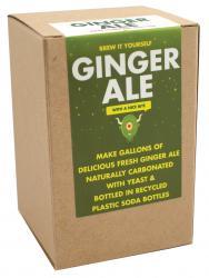 Ginger Ale Soda Kit