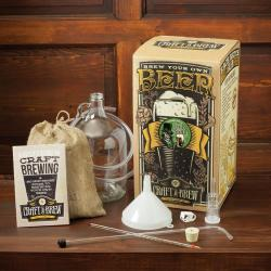 Craft Beer Homebrew Starter Kit