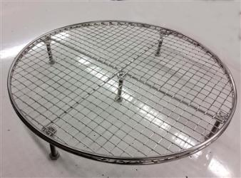 Stainless Steel BIAB False Bottom Stand Screen